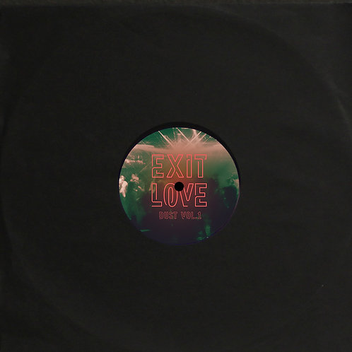 MIDNIGHT MOSES/BYUSA  - EXIT LOVE DUST VOL.1