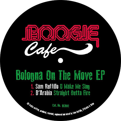 Various Artists - Bologna On The Move