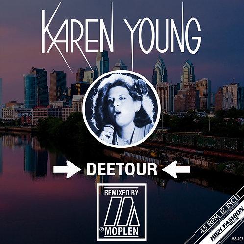 Karen Young - Deetour (Moplen Remixes)