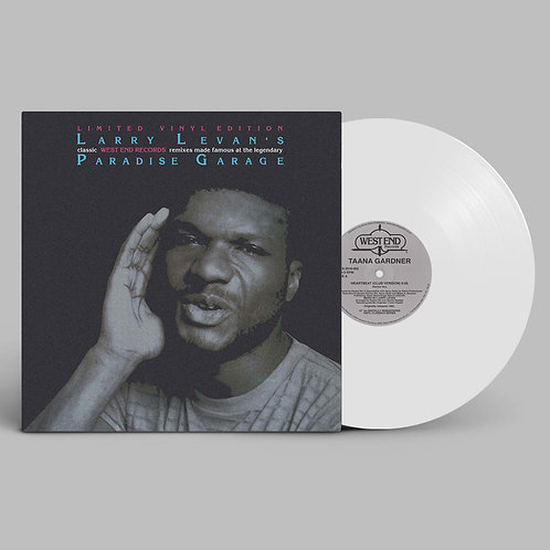 LARRY LEVAN'S CLASSIC WEST END RECORDS REMIXES (White Vinyl Repress)