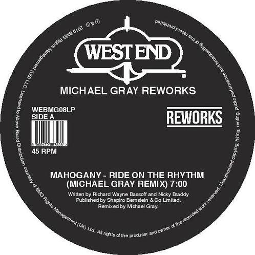Michael Gray Reworks - Mahogany / Raw Silk