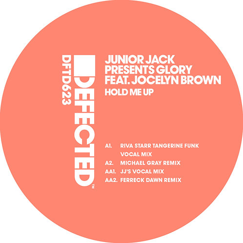 Junior Jack presents Glory featuring Jocelyn Brown - Hold Me Up