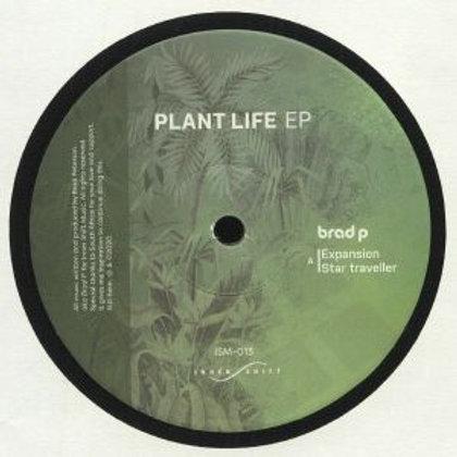 BRAD P - Plant Life EP