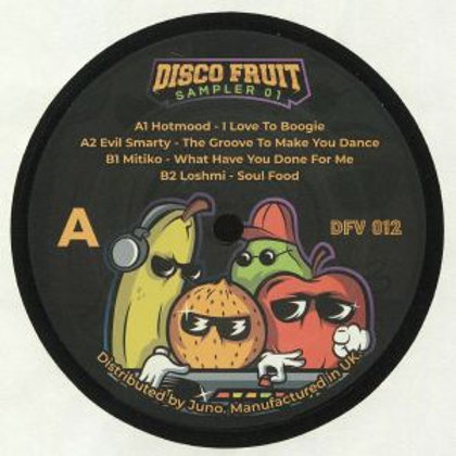 Disco Fruit Sampler 01