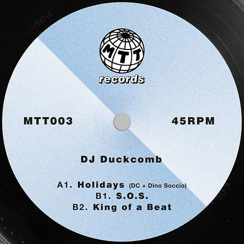 DJ Duckcomb - 87-88-89 Edits