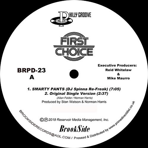 First Choice Smarty Pants / Are You Ready For Me?
