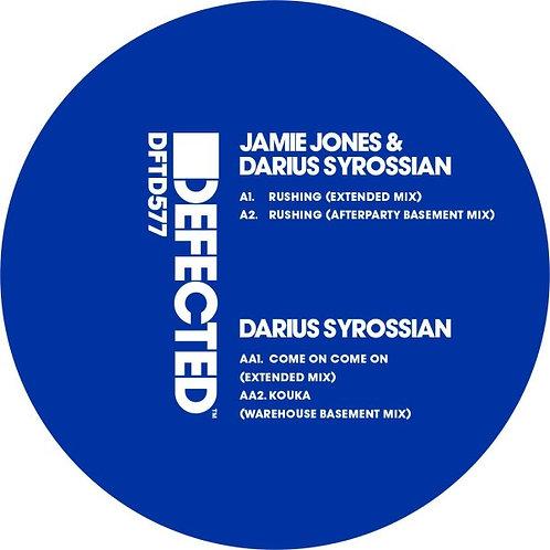 Jamie Jones & Darius Syrossian - Rushing / Come On Come On