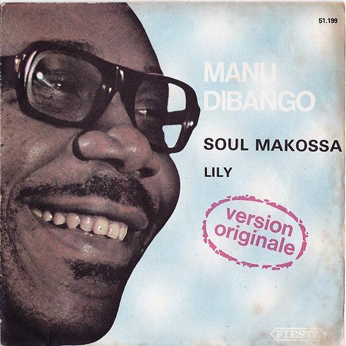 Manu Dibango - Soul Makossa / Lily (Original Label)