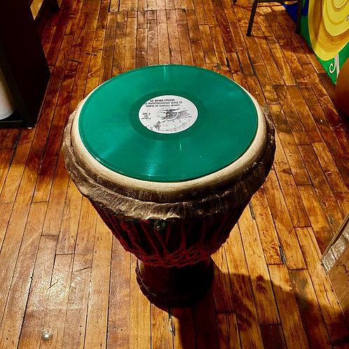 The Bayara Citizens - Mofo Congoietric EP Remix Green Colored Vinyl Release