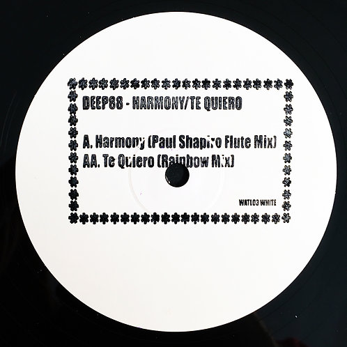 Deep88 - Harmony / Te Quiero