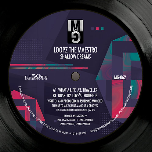 LOOPZ THE MAESTRO - Shallow Dreams