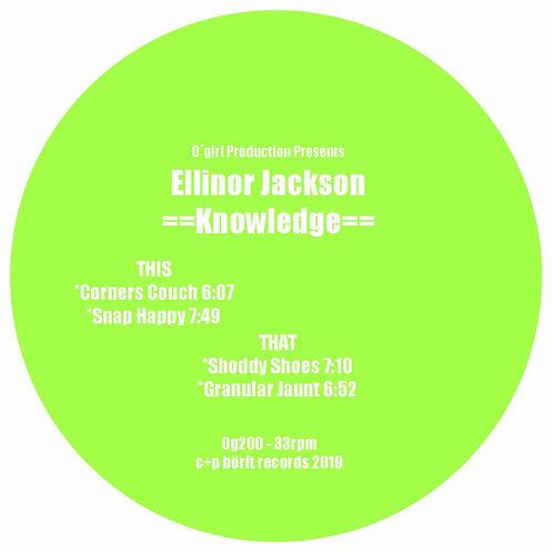 Ellinor Jackson Knowledge