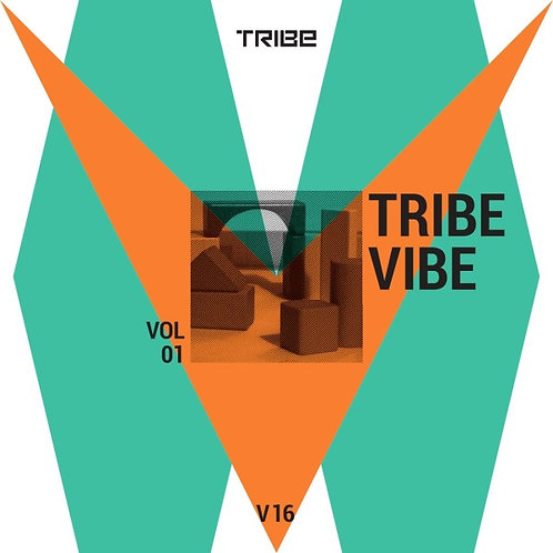Tribe Vibe Vol 01 (Inc. Mike Huckaby / Jon Dixon Remixes)