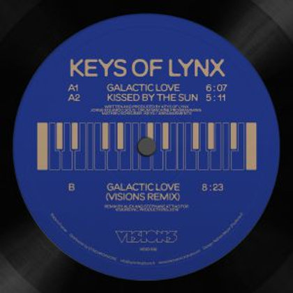KEYS OF LYNX - Galactic Love