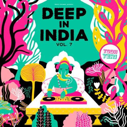 Todh Teri - Deep In India Vol.7 (limited)