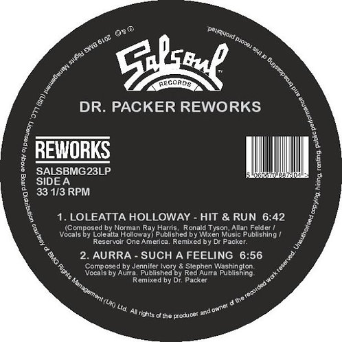 Loleatta Holloway / Aurra / The Salsoul Orchestra / The Jammers - Dr. Packer Rew