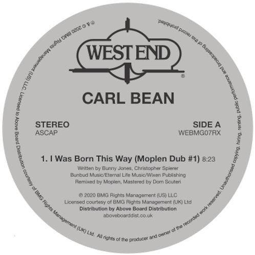 Carl Bean - I Was Born This Way (Moplen Dubs)