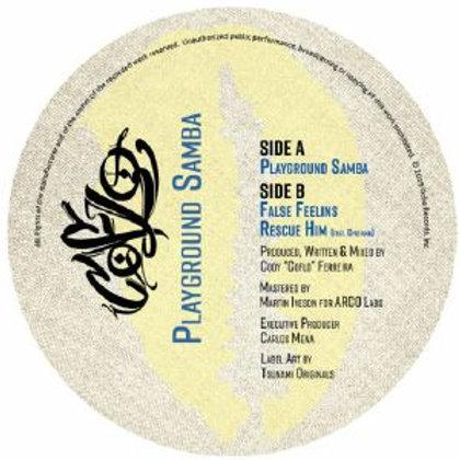 Coflo - Playground Samba EP