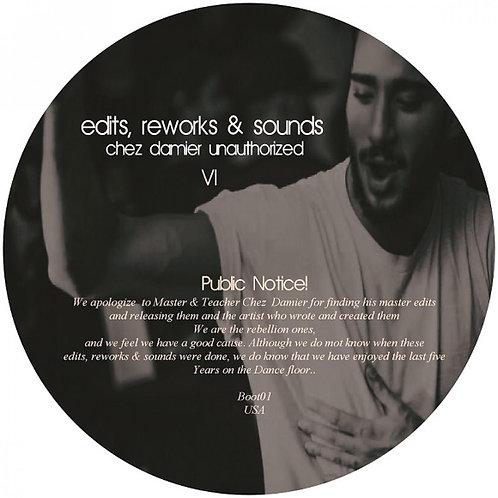 edits, reworks & sounds