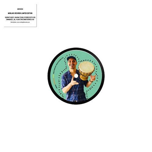 Barbatuques Emmanuel Jal - Baiana / Kuar (Pablo Fierro / FNX Omar Remixes)