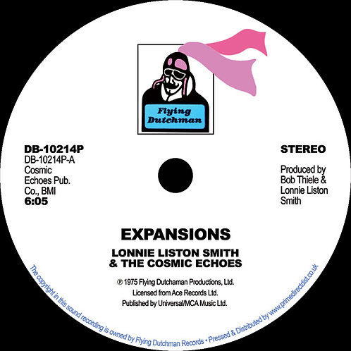 Lonnie Liston Smith & The Cosmic Echoes - Expansions / A Chance For Peace