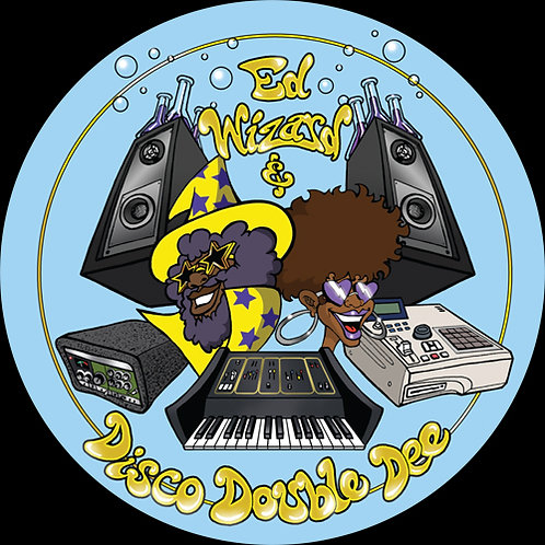 Ed Wizard & Disco Double Dee - Body Music