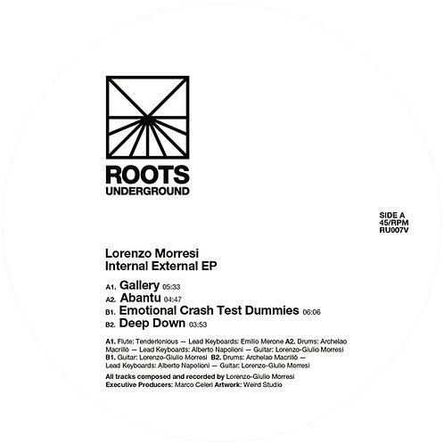 Lorenzo Morresi Internal External EP