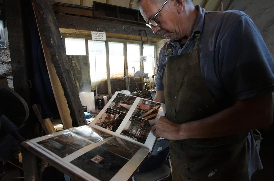 A Mawman Smith Blacksmith Returns