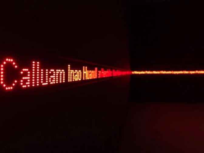 La Biennale di Venezia 57: Part VI - Chilean Pavilion