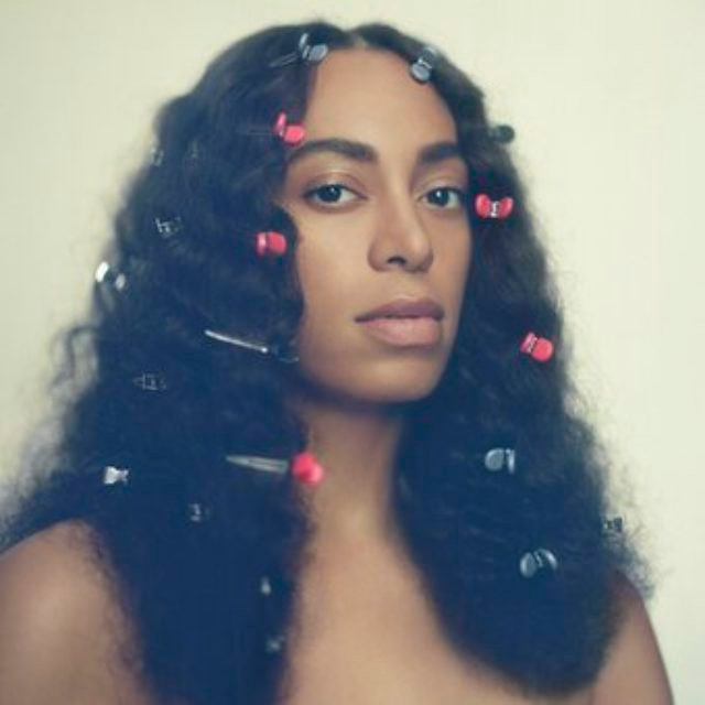 The cover art for A Seat at the Table (2017), by Solange Knowles Ferguson. SAINT RECORDS/COLUMBIA RECORDS
