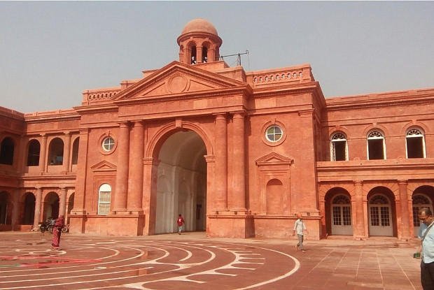 The Partition Museum is located in Amritsar's colonial-era Town Hall (Image: courtesy of the Partition Museum). Artworks Advisory