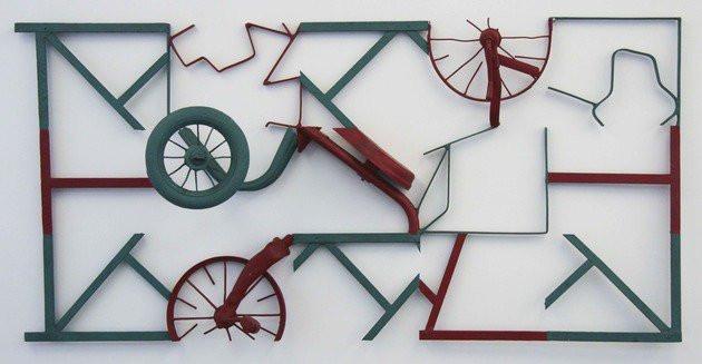 Waldemar Cordeiro, Módulo (1965). Courtesy of Luciana Brito Galeria.