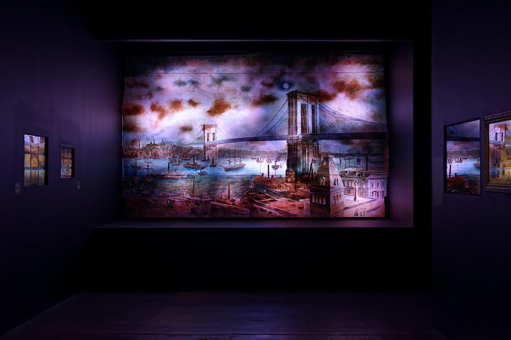 'Dioramas', at the Palais de Tokyo. Artworks Advisory