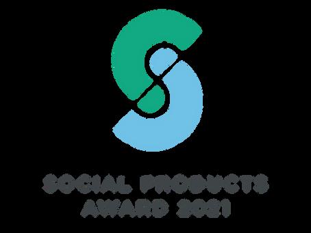 HAYAMIの草ストローが「ソーシャルプロダクツ・アワード2021」にて、ソーシャルプロダクツ賞を受賞