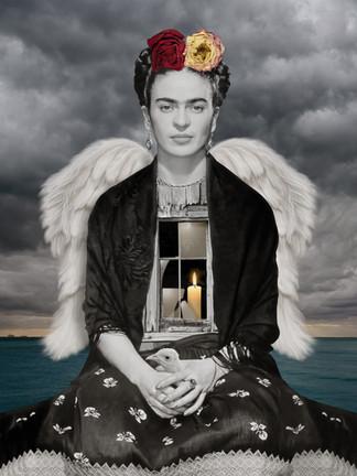 Portrait of Frida Kahlo (Vol.2)