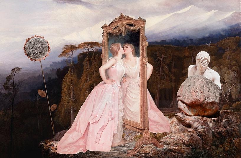 The Casual Life Of Olga Z. 65 X 43 cm..j