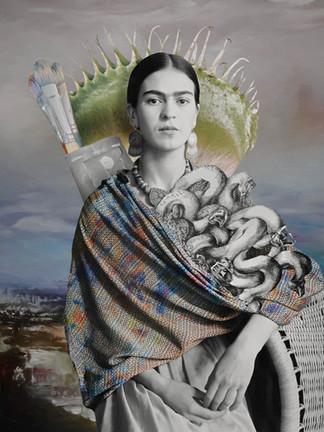 Portrait of Frida Kahlo (Vol.1)