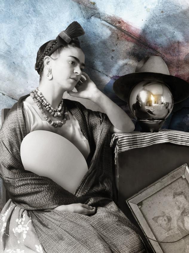 Portrait of Frida Kahlo (Vol.3)