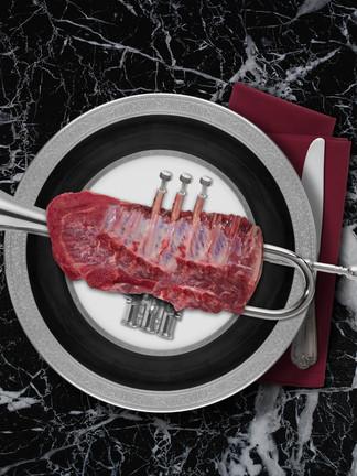 Jazz Steak - Rare
