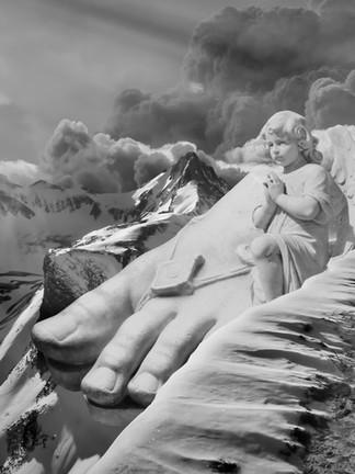 Foot of Judas