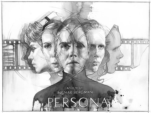 SIGNED Persona (Black Variant) Artist's Proof
