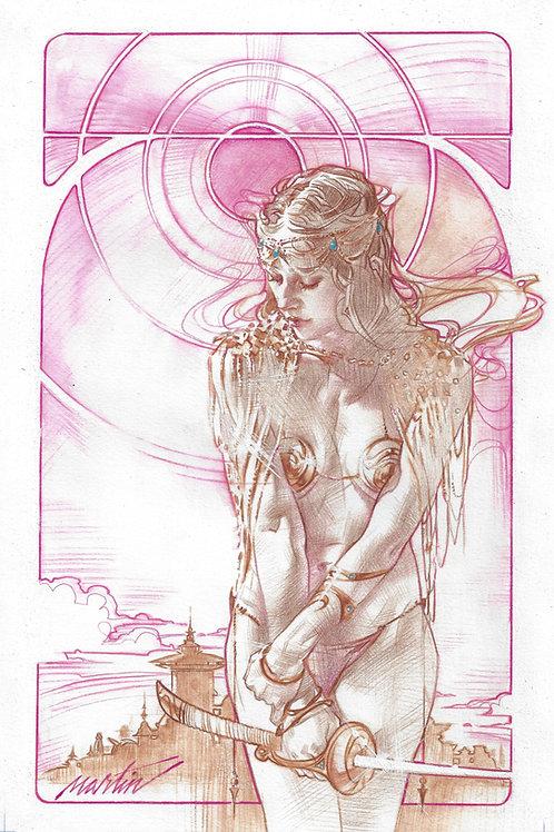 Deja Thoris #1 Cover Variant