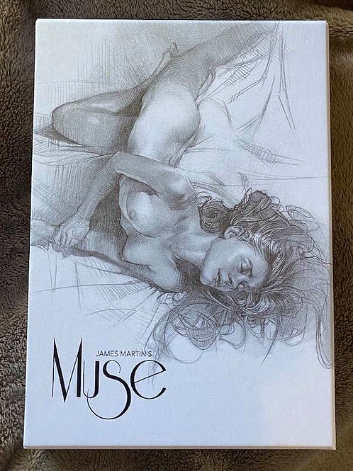 Muse Slipcased edition with illustration commision