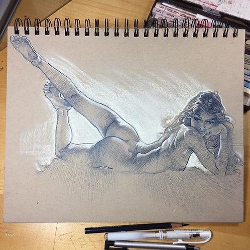 Dancer #4