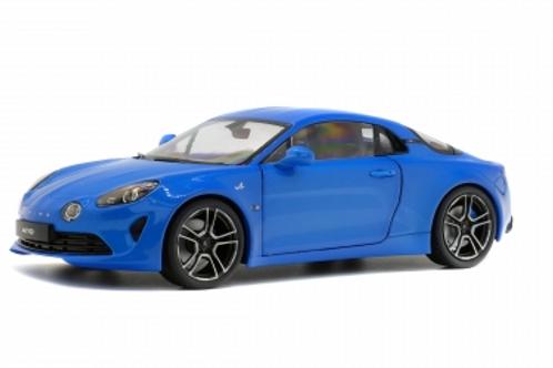 Solido 1:18 Alpine A110 Premiere Edition, blau, 2017