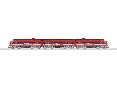Marklin Echelle H0 - Art.No. 39622 Locomotive diesel électrique F7