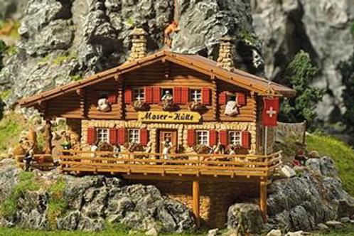 Faller Hochgebirgshütte Moser-Hütte