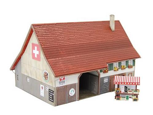 Faller Schweizerischer Bio-Bauernhof