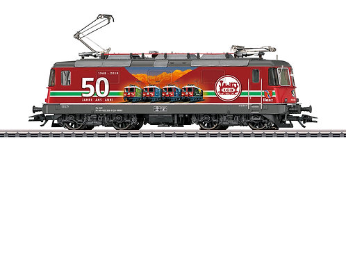 Marklin Locomotive électrique série 4/4 II 37351