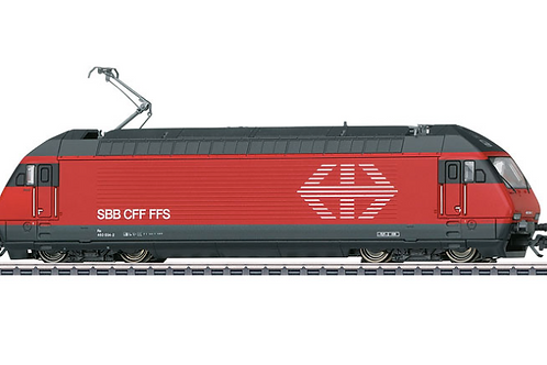 Marklin Class Re 460 Electric Locomotive